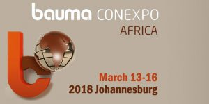 Bauma Africa 2018 Fuarı'na katılıyoruz